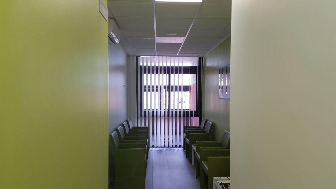 Progettazione-ufficio-studio sala attesa