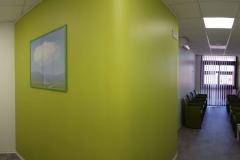 Progettazione-ufficio-studio corridoio