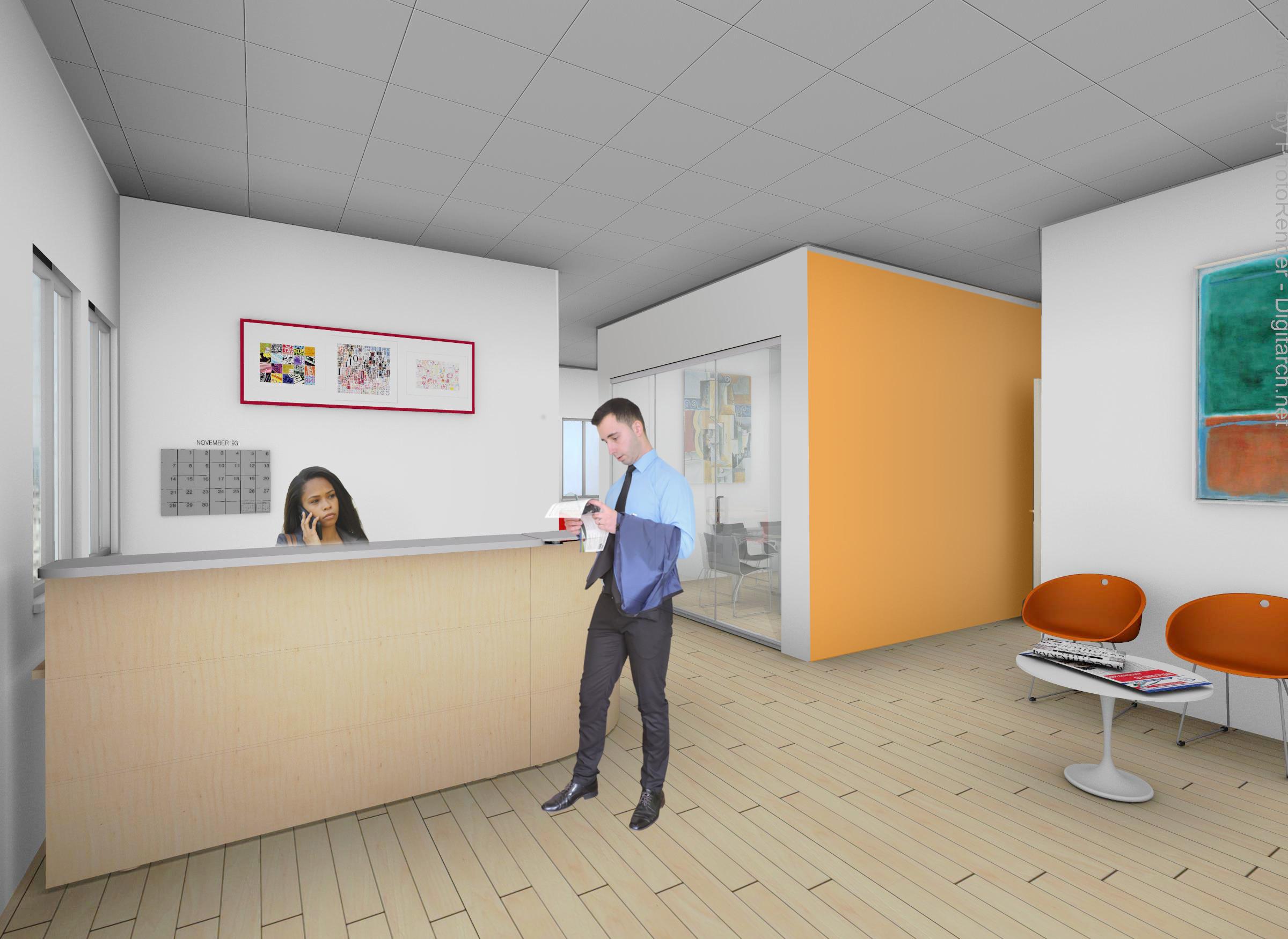 Uffici open space consigli progettazione progetto ufficio online
