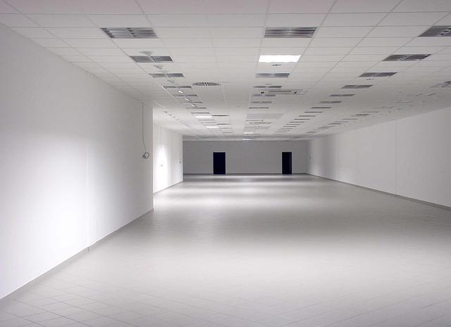 Progettare open space
