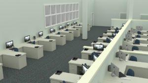 Progetto ufficio open space